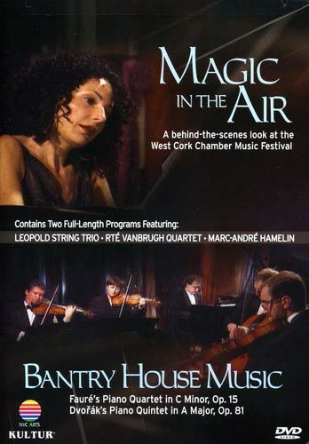 Magic in the Air & Bantry House Music / West Cork Chamber Music Festival - Macgregor Sporting Goods