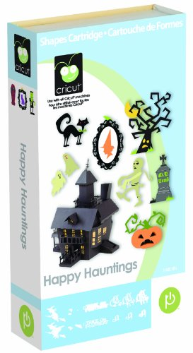 Provo Craft Cricut Happy Hauntings (Provo Craft Frames)