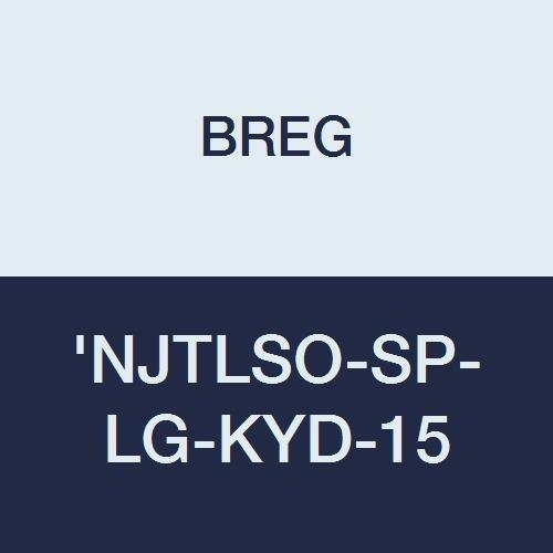 BREG 'NJTLSO-SP-LG-KYD-15 Ninja Pro Tlso, Standard, L
