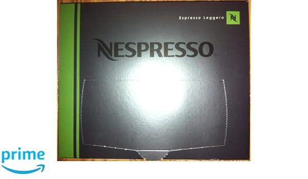 Nespresso Espresso Leggero 50 capsule professional: Amazon.es: Alimentación y bebidas