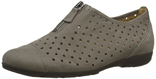 Gabor Gibson, Women's Loafers Brown (Brown Nubuck Lavato)