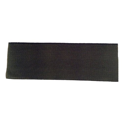 """4"""" x 12"""" Genuine Velcro Brand Hook and Loop Replacement Strips Olive Drab Green"""