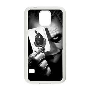 Batman Samsung Galaxy S5 Cell Phone Case White SP1284249