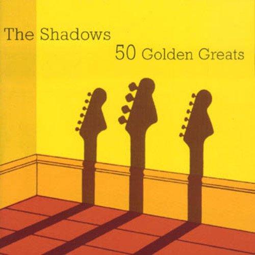 50 Golden Greats (Best Of The Shadows Cd)