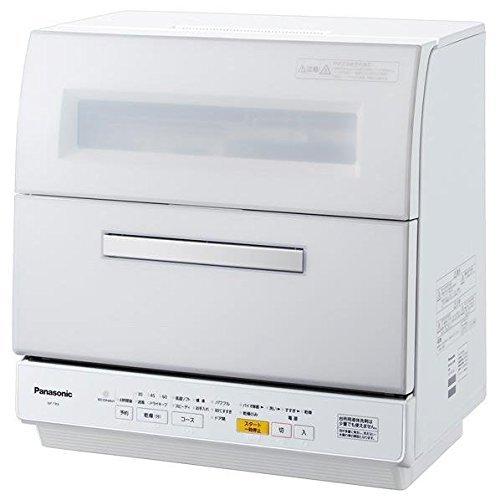 パナソニック 食器洗い乾燥機酵素の力を引き出し、汚れを分解「バイオパワー除菌」 (ホワイト) (NPTR9W) ホワイト NP-TR9-W   B01FLOBEB8
