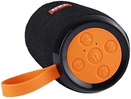 Altavoz Bluetooth inal/ámbrico FM Radio T/&G HiFi Altavoz TG106