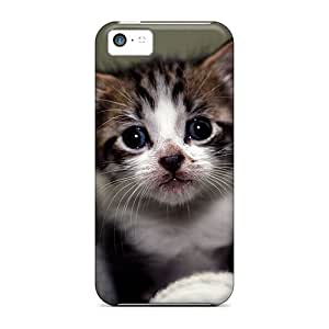 New Style Cases Covers XGb19461Spmu Cats Animals Kittens Compatible With Iphone 5c Protection Cases