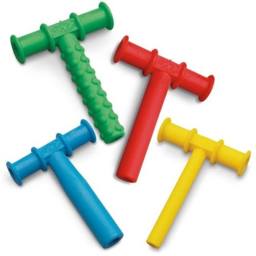 Chewy Tube Special Needs Oral Motor Tool Autism Sensory Chew Teething Toy by Unbranded*