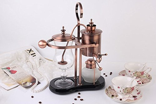 Luxury Home Coffee Maker : DGCoffee Belgian Belgium Luxury Royal Family Balance Syphon Coffee Maker Elegant - Train. Gain. Win.