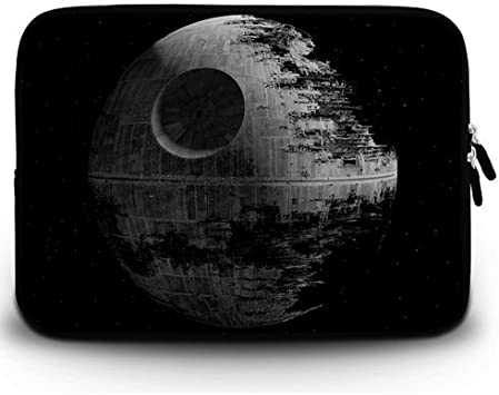 Amazon Com Laptop Sleeve With Star Wars Wallpaper For Walls Hd Wozsww Backgrounds Patterns Waterproof Canvas Fabric 10 10 1 Inch Laptop Bag Case Cover Twin Sides Computers Accessories