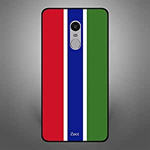 Xiaomi Redmi Note 4 Gambia Flag