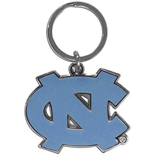 North Carolina Tar Heels Ring (NCAA North Carolina Tar Heels Chrome and Enameled Key Chain)