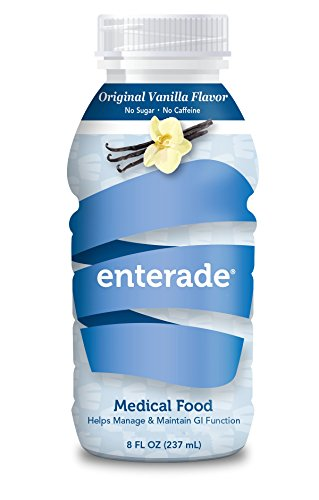 enterade AO - Vanilla (12 Pack). (Best Cure For Upset Stomach And Vomiting)
