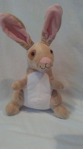 (Kohl's Cares The Velveteen Rabbit Tan and White w Brown Patch 2012 Plush 11