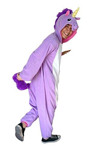Très Chic Mailanda - Pijama de una pieza - para mujer Viola unicorno