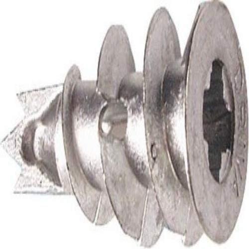 Fischer 040434 Envase de 100 ud. Taco autoperforante GKM S//27