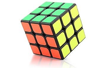 YongJun Magic Cube 3X3 With Instruction Of Formula