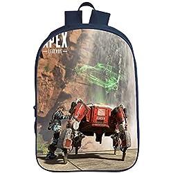 Unlimitedfy Apex Legends Backpack Schoolbag Bookbag