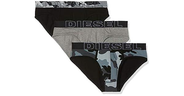 182ab7aa3e0128 Diesel mens UMBR-ANDRETHREEPACK Slip 3pack Boxer Brief: Amazon.ae