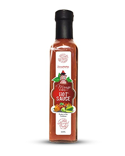 Fruit Hot Sauce - 9