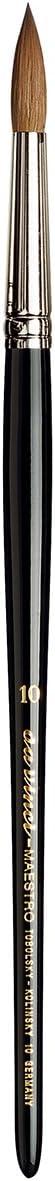 Size 8 1311-08 One Stroke Flat Kolinsky Red Sable da Vinci Watercolor Series 1311 Maestro Paint Brush