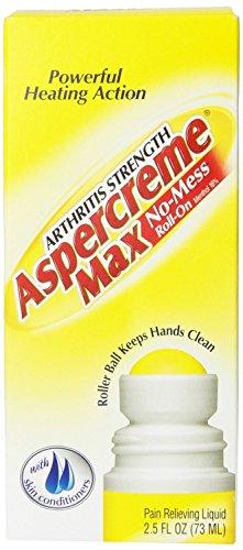 Aspercreme Max Roll On Size 2.5z