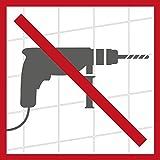 "Wenko Loc Vacuum Hook, 9.29"" x 1.57"" x"