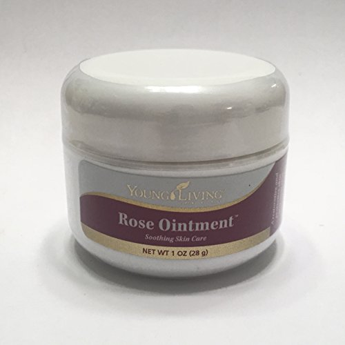 Rose Ointment Soothing Skin Care 1oz by Young Living Essential Oils