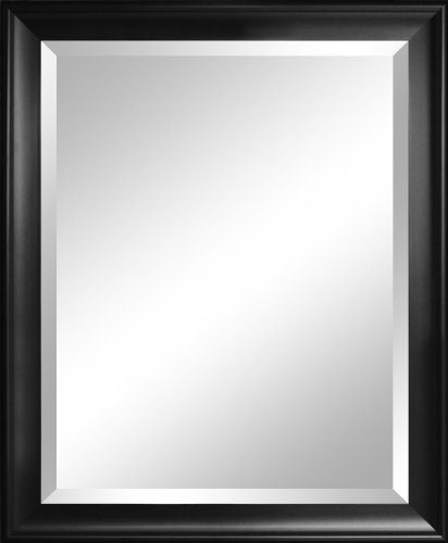 Alpine Mirror & Art Beveled Mirror, Contoured