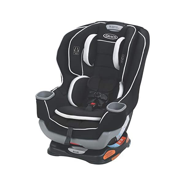 Graco Extend2Fit Convertible Car Seat Binx