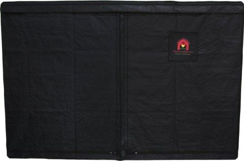 41Kxk9w7LwL Geneva Barns GB80TW Reflective Hydroponic Grow Tent with T-Zipper, 118