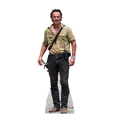 Rick Grimes - AMC's The Walking Dead - Advanced Graphics Life Size Cardboard Standup