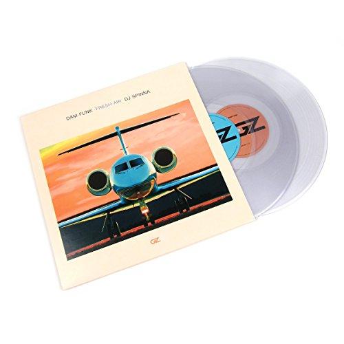 - Dam-Funk: Fresh Air feat. DJ Spinna (Serato Control Vinyl, Colored Vinyl) Vinyl 2LP