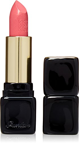 Guerlain Kiss-Kiss Shaping Cream Lip Color Lipstick for Women, No. 368 Baby Rose, 0.12 (0.12 Ounce Kisskiss Lipstick)