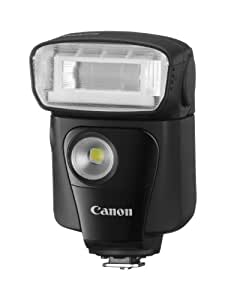 Canon Speedlite 320EX - Flash con zapata para Canon EOS-1Ds Mark III, negro