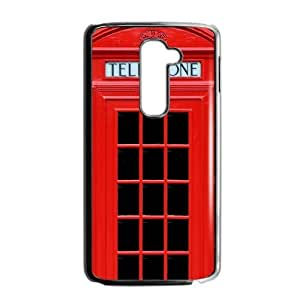 Canting_Good Phone Booth Custom Case Shell Skin for LG G2