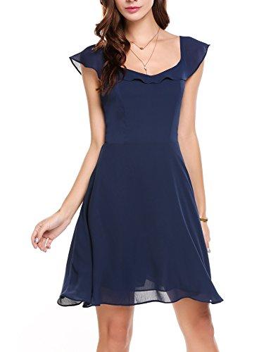 back bow dress - 2