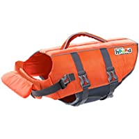 Outward Hound PupSaver Ripstop Lifejacket for Dogs (XSmall)
