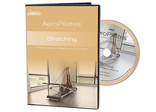 AeroPilates by Stamina Stretching Workout DVD