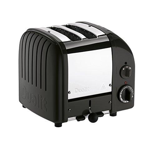 Dualit - Newgen 2-slice Extra-wide-slot Toaster - Matt Black
