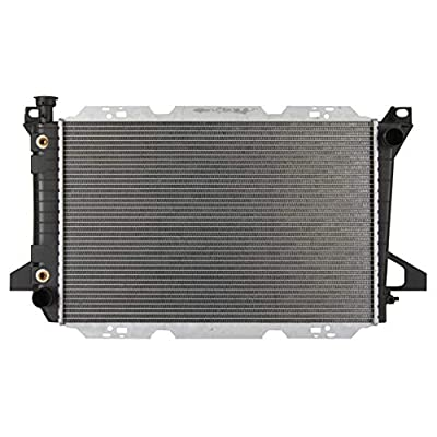 Spectra Premium CU1451 Complete Radiator for Ford: Automotive