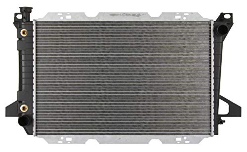 (Spectra Premium CU1451 Complete Radiator for Ford)