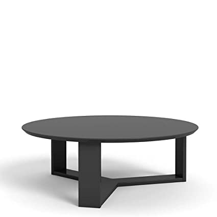 Round Coffee Table Low 8