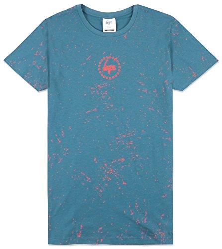 Hype Herren T-Shirt blau blau