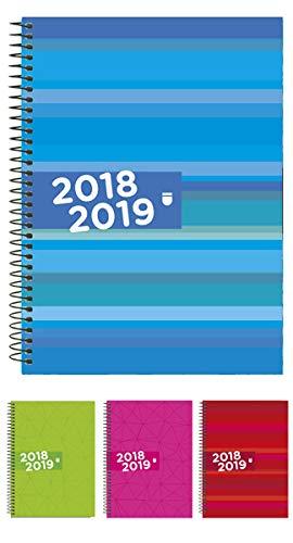 AGENDA ESCOLAR 2018-2019: Amazon.es: Oficina y papelería