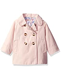 Carter's baby-girls Infant and Toddler Girls' A-line Flare Trench