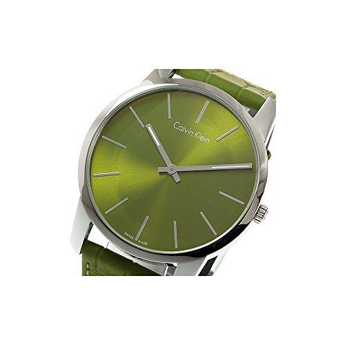 Calvin Klein City Men's Quartz Watch K2G211WL
