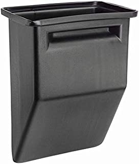 Commercial Zone 7505014 Isle 4 Water Buckets, Black