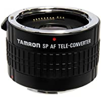 Tamron SP AF 2x Pro Teleconverter for Nikon Mount Lenses (Model 300FNS) At A Glance Review Image