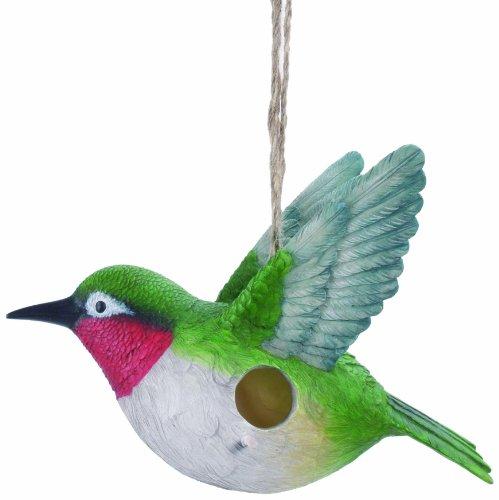 Spoontiques Hummingbird Birdhouse (Hummingbird Bird House compare prices)